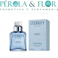 Calvin klein - ETERNITY AQUA for men - 100 ml
