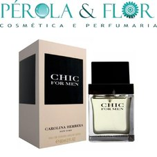 Carolina Herrera - CHIC for men - 60 ml