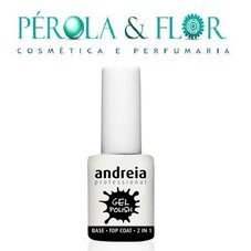 Base Top Coat 2 in 1 - Andreia Gel Polish