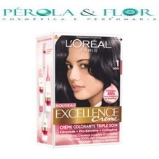Coloraçao Excellence LOREAL N.1.0 Preto