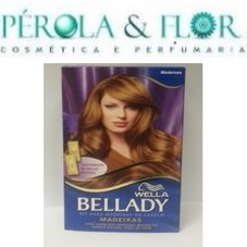 Coloraçao Wella Bellady Madeixas