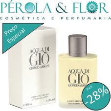 Giorgio Armani - Acqua di Gìo Aftershave - 100ml