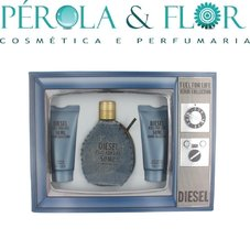 Diesel - Coffret Fuel For Life 75ml + 50ml + 50ml